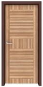 Дверь звукоизоляционная Rw 50dB Дизайн-Сшивка Hyde